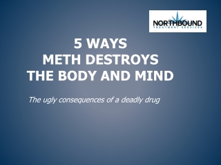 5 Ways Meth Destroys the Body and Mind