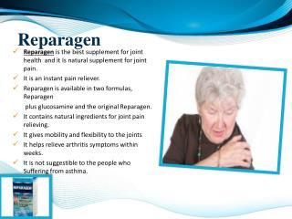 Reparagen-Does reparagen works: