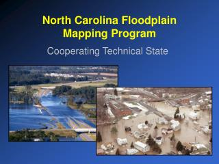 North Carolina Floodplain Mapping Program