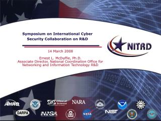 Symposium on International Cyber Security Collaboration on RD