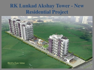 RK Lunkad Akshay Tower