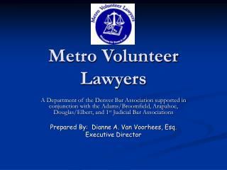 Metro Volunteer Lawyers