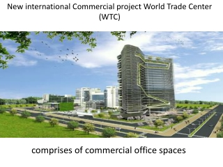 World Trade Centre Noida