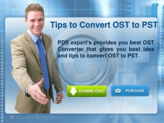 Tips to Convert OST to PST
