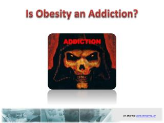 Is Obesity an Addiction?