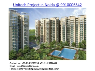 Unitech Project in Noida