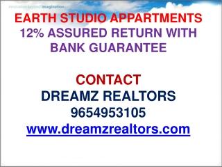 earth studio appartments,call 9654953105,earth studio taj ex