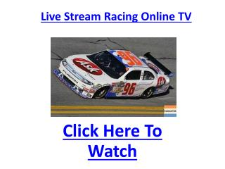 watch nascar sprint cup dover 400 live streaming hd video on