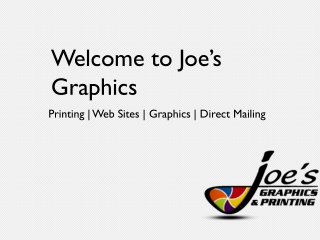 Affordable printing solutions for your business