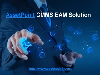 AssetPoint CMMS EAM Solution