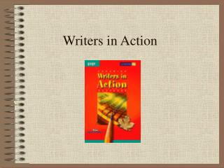 Writers in Action