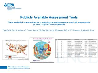 Publicly Available Assessment Tools