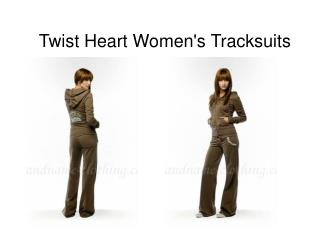 Discount Twist Heart Clothes