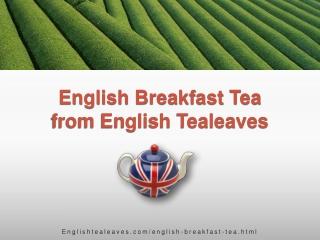 Best English Breakfast Tea