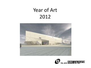 Year of Art 2012