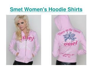 Discount Smet Womens Hoodie