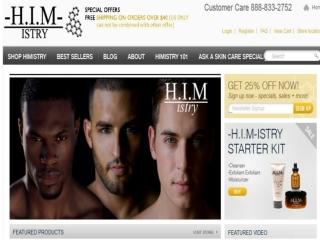 Grooming & Skin Care For Men