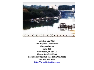 Charleston Personal Injury Attorney