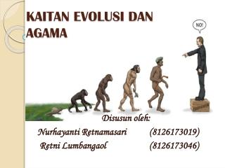 kaitan evolusi dan agama