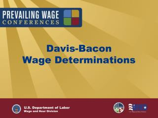 Davis-Bacon  Wage Determinations