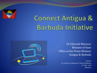 Connect Antigua & Barbuda Initiative