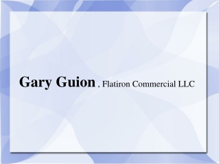 Gary Guion