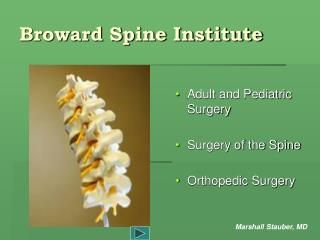 Broward Spine Institute