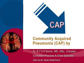 Community Acquired Pneumonia (CAP) by