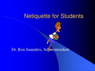 Netiquette for Students