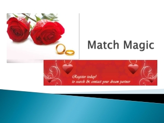 Match Magic-find your dream partner