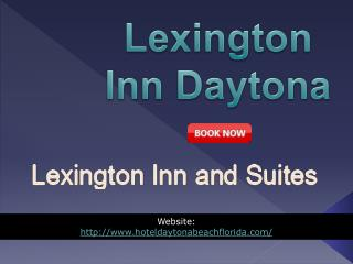 Lexington Inn daytona