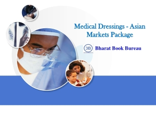 Medical Dressings - Asian Markets Package