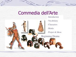 Commedia dell