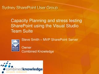 Sydney SharePoint User Group