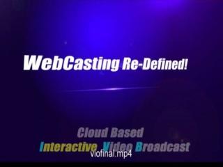 IVB7 Webcaster - The Next Gen Webcasting Device