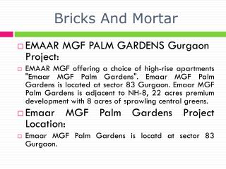"bnmindia presents ""emaar mgf palm gardens"" gurgaon"