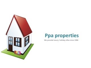 Private Properties Abroad
