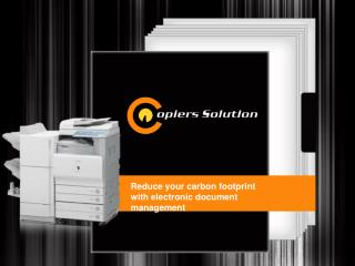 copiers solutions, wide format printers, used copiers, copie