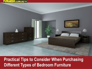 Practical Tips to Consider When Purchasing Different Types