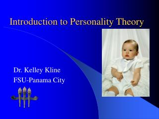 Introduction to Personality Theory