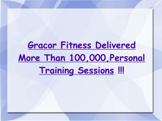 gracor fitness, jacksonville, fl