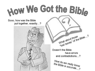Why did God have the book of Jonah written