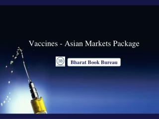 Vaccines - Asian Markets Package