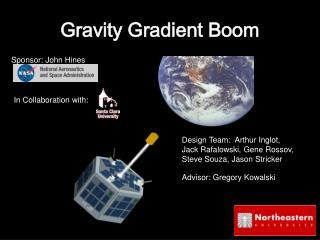Gravity Gradient Boom