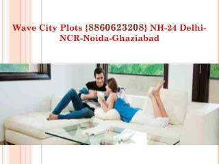 |8860623208| wave city plots nh-24