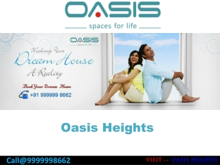 Oasis Heights, New Launch Yamuna Expressway