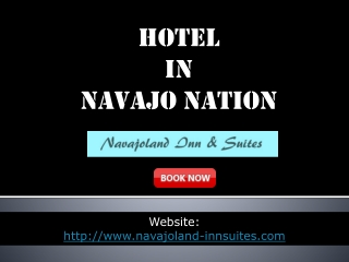 hotel in Navajo nation
