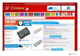cbatterie sony Batterie/Chargeur/Adaptateur prix
