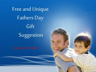 Top Fathers Day Gift For Your Father