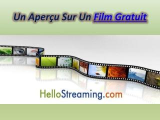 Film Gratuit